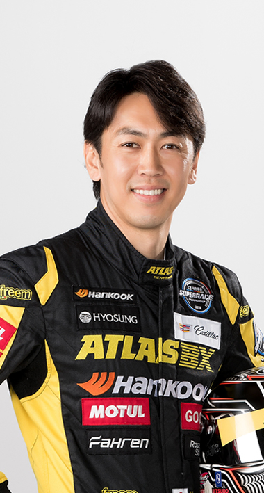 Hankook AtlasBX – Motor Sports Introduction, Racing Team, Masataka Yanagida