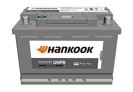 Hankook AtlasBX – Car Battery, Automotive UHPB battery, Enhanced starting power, High Durability Tech