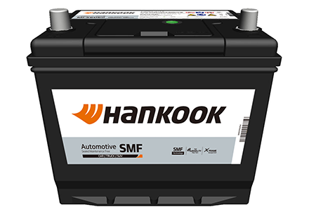 Hankook AtlasBX – Automotive SMF battery, JIS TX80R Battery, High Durability Technology delivers longer service life