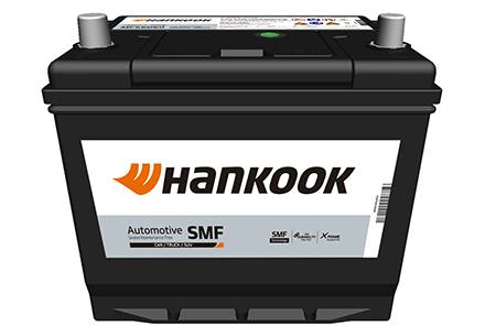 Hankook AtlasBX – Automotive SMF battery, BCI MX200L Battery, Highest Vibration resistance
