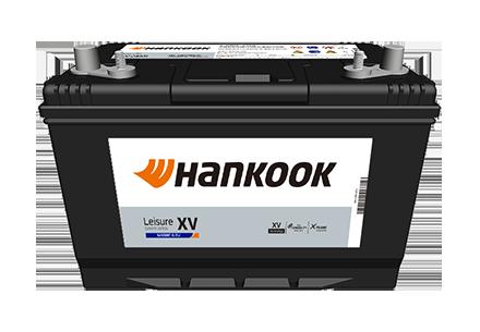 Hankook AtlasBX – Leisure Battery, XV Battery, Marine & RV Battery, High cranking power for quick engine start