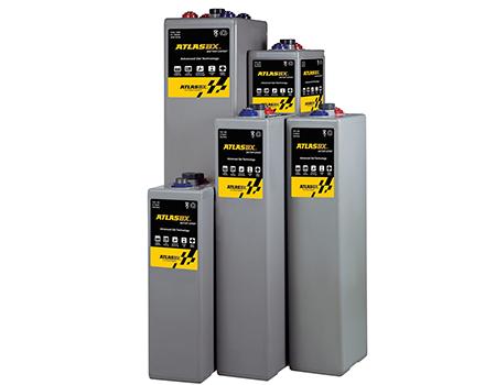 Hankook AtlasBX – Industrial Battery, 2V VRLA-GEL battery, VGS, Efficient space usage with horizontal or vertical arrangement