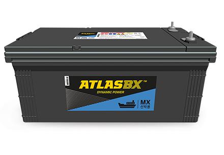 한국아트라스비엑스, Hankook AtlasBX – 차량용 배터리, 선박용 MX 배터리