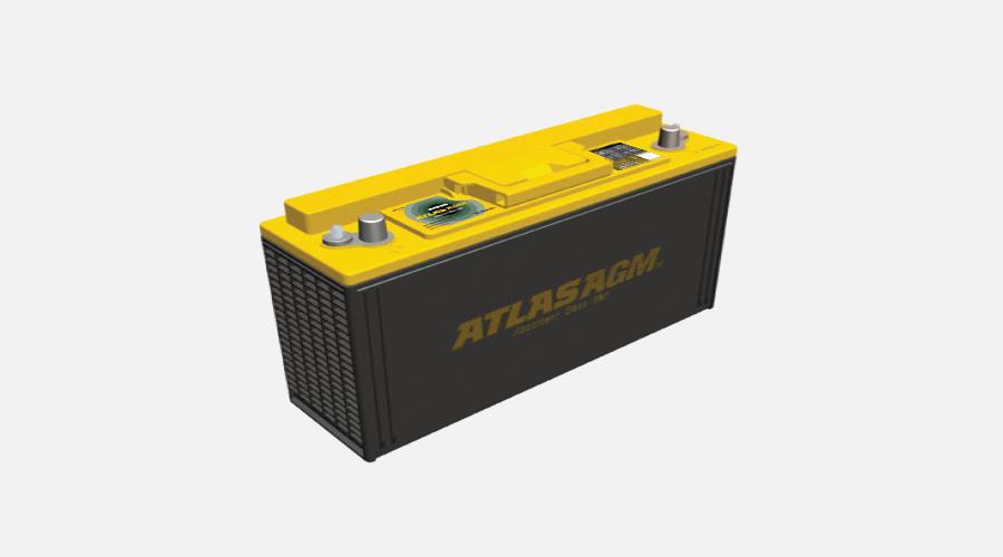 한국아트라스비엑스, Hankook AtlasBX – 산업용 배터리, 골프 카트