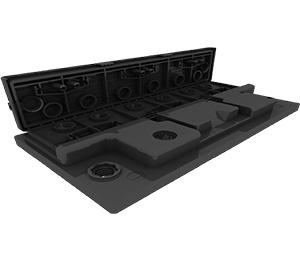 한국아트라스비엑스, Hankook AtlasBX – 차량용, MF 기술, 2중 밀폐 구조 커버